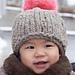 Big Stitch Baby Hat pattern