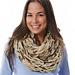 Arm Knit Cowl pattern
