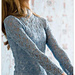 Oriel Lace Blouse pattern