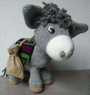 Amigurumi Cute Donkey Crochet Pattern » Amigurumi Crochet Patterns ... | 320x302