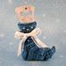 Wee Tiny Mistletoe Sock pattern