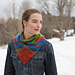 Liberty Wool Neckerchief pattern
