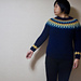 Diamond Sweater pattern