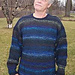 Slip-into-Color Pullover pattern