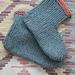 Nelse Slippers pattern