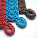 Thick With Color Potholders pattern