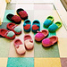 House Slippers pattern