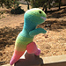 Tina the T Rex Dinosaur Doll pattern