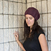 Slouchy Cabled Hat pattern