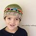 Truck Hauler Hat Crochet pattern