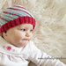 Bias Beanie ~ Knit Version pattern
