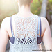 Sun Struck Boho Vest ~ Crochet Version pattern