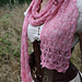 The Mountain Lily Scarf pattern