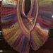 Harvest Shawlette pattern