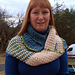Color Play Cowl pattern