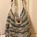 Waterfall Handbag pattern