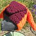 Lumio 4-pointed Jester Hat pattern