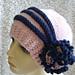 Gatsby Cloche pattern