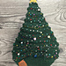 Christmas Tree Hat pattern