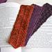 Bookmark Trio pattern