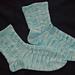 Sommerregen-Socken pattern