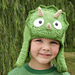 Worsted Weight Triceratops Hat pattern