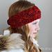 Twisted Sienna Headband pattern
