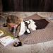 Hooded Woodland Fox Blanket pattern