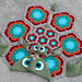 Hooded Sea Turtle Blanket pattern