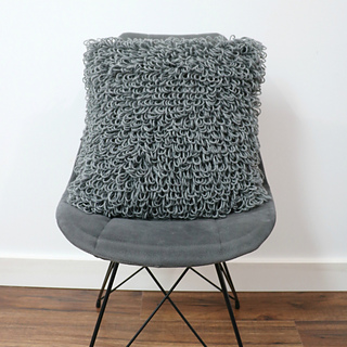 Remarkable Loopy Stitch Pillow Cover Pattern By Mjs Off The Hook Designs Ncnpc Chair Design For Home Ncnpcorg