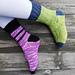 Perlestrik sokker pattern