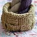 Twine Notions Basket pattern