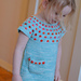 Button Candy Dress pattern