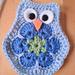 African Flower Owl pattern