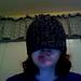 Ribbed Hat (beard optional) pattern