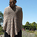 Hidcote Garden Shawl pattern