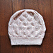 shield lace hat pattern