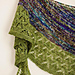 Budding Bluebells Shawl pattern