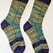 Maryam Socks pattern