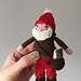 Nori the Gnome pattern
