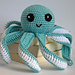 Octopus Baby Toy pattern