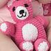 Teddy Toy pattern