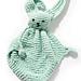 Bunny Blanket Buddy (Crochet) #50722-2 pattern