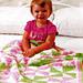 Baby Pinwheel Afghan pattern