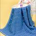 Little Boy Blue afghan pattern