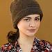 Simple Garter Hat pattern