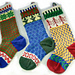 Cascade Christmas Stocking pattern