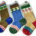 Cascade Christmas Stocking pattern