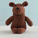 Tubby Teddy Sock Critter pattern