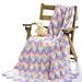 Ripple Baby Blanket (Crochet) pattern